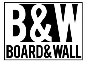 Board And Wall