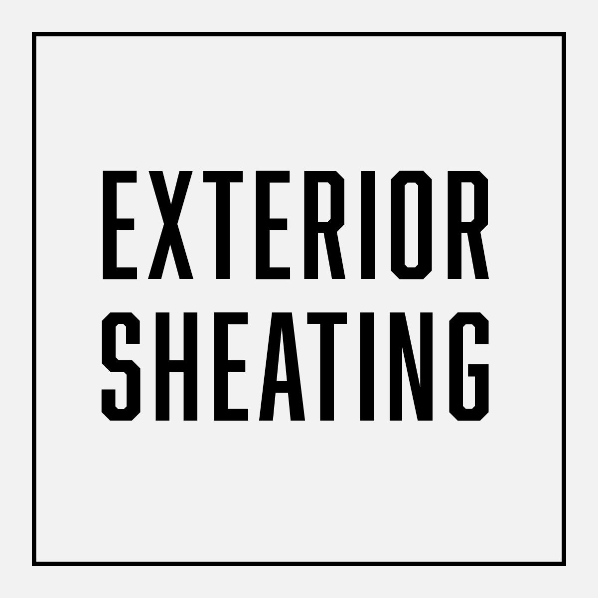 exterior-sheating