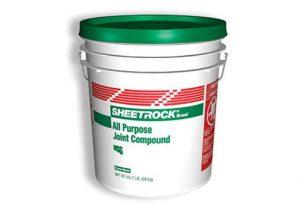 Sheetrock Joint Compound