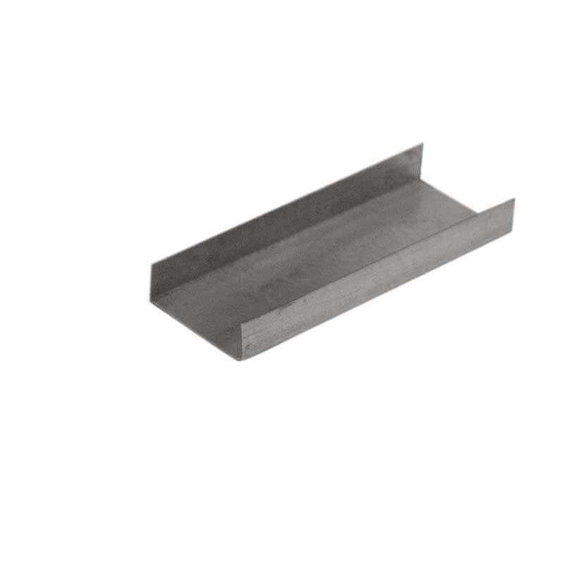 main channel gypsum board