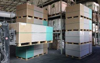 Gypsum Board Warehouse