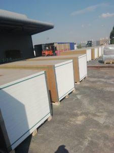 Gypsum Board Pallets