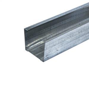Profilé métallique: Montant Cloison C