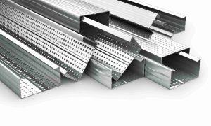 Galvanized Metal Profiles