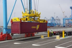 Container Loading Port